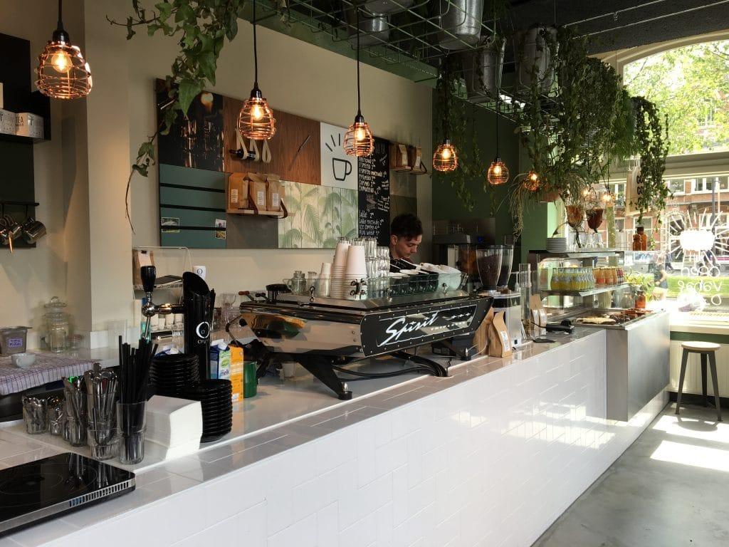 barrista coffeelab den Bosch