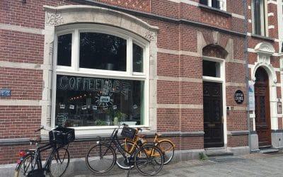 Bij Coffeelab krijg je goede koffie op ieder uur van de dag