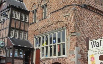 Oudste bakstenen huis: de Moriaan