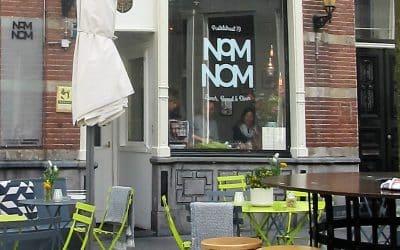 Gezond eten met wereldse invloeden bij Nom Nom