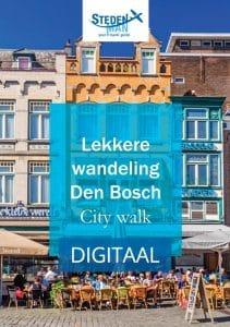 lekkere wandeling den Bosch