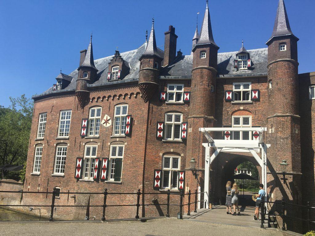 fietsroute kasteel maurick