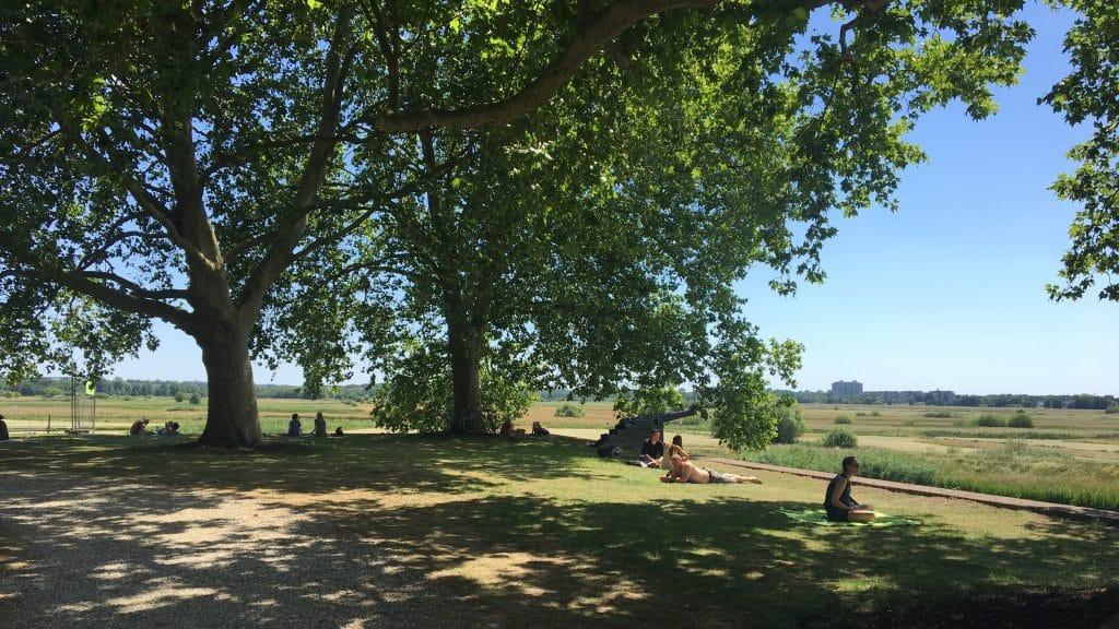 picknick bastion Oranje