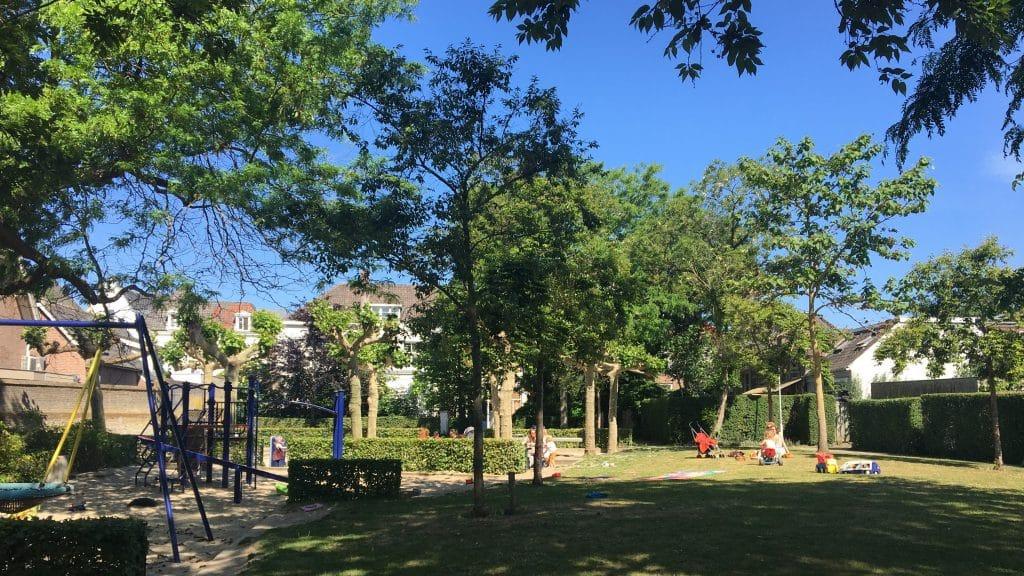 picknick park bleekerstraatje